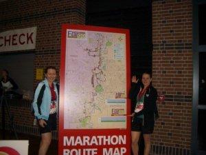 Post Fargo Half Marathon 2007 aka My first half marathon