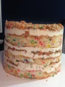 Yummy layered goodness!