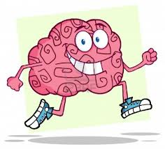 This is my brain during a good run.  Can't find the source--if you know it, send it to me and i'll link it up.