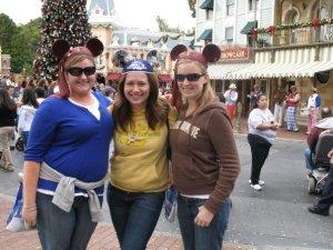 Ringing in 2008 Disney-Style!