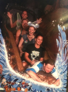 Splash Mountain -Disneyland 2010