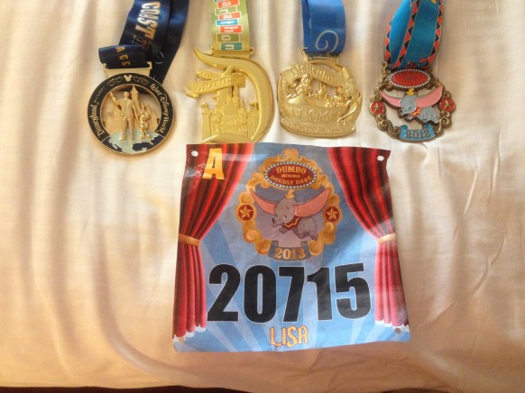 My medals haul