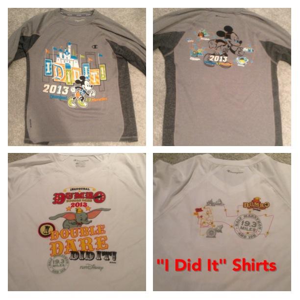 """My """"I Did It"""" Shirts"""