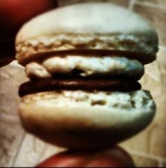 S'mores Macarons