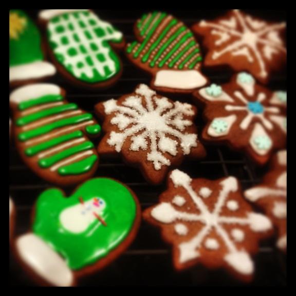 Contest Winning Cookies