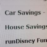Responsible #runDisney saving!