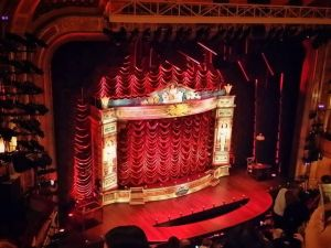 A Gentleman's Guide to Love and Murder on Broadway.