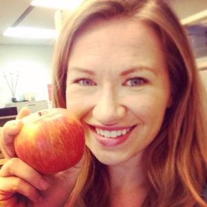 A Honey Crisp Apple a day keeps junk food away!