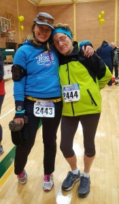 Me and Grams, pre 10K