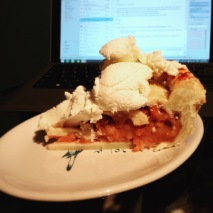 mmm...apple pie!