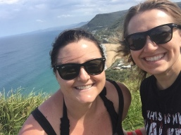 Bald HIll Lookout at Stanwell Tops