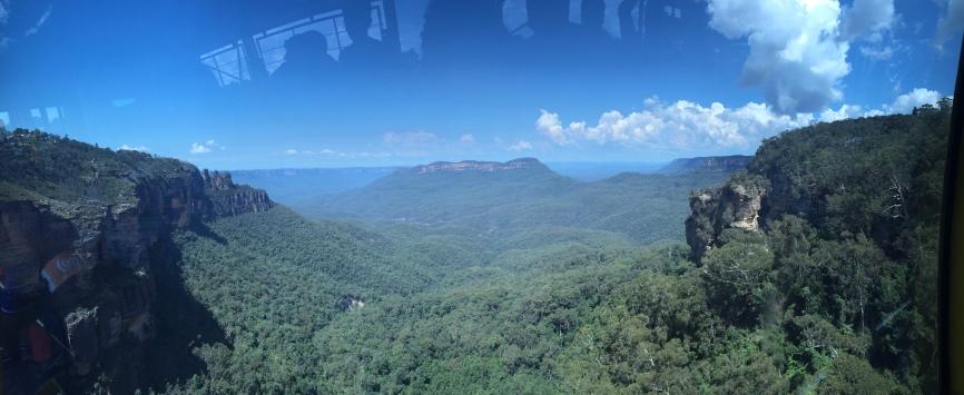 Blue Mountains Panoramic
